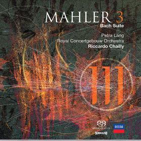 Gustav Mahler, Mahler: Symphony No.3, 00028947065227