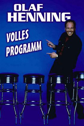 Olaf Henning, Volles Programm, 04260010750272