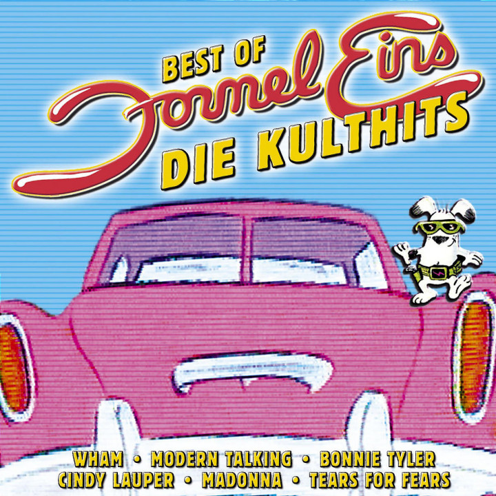 Best Of Formel Eins - Die Kulthits / Compilation 0602498191460