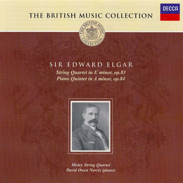 Streichquartett op. 83; Klavierquintett op. 84 0028947342520