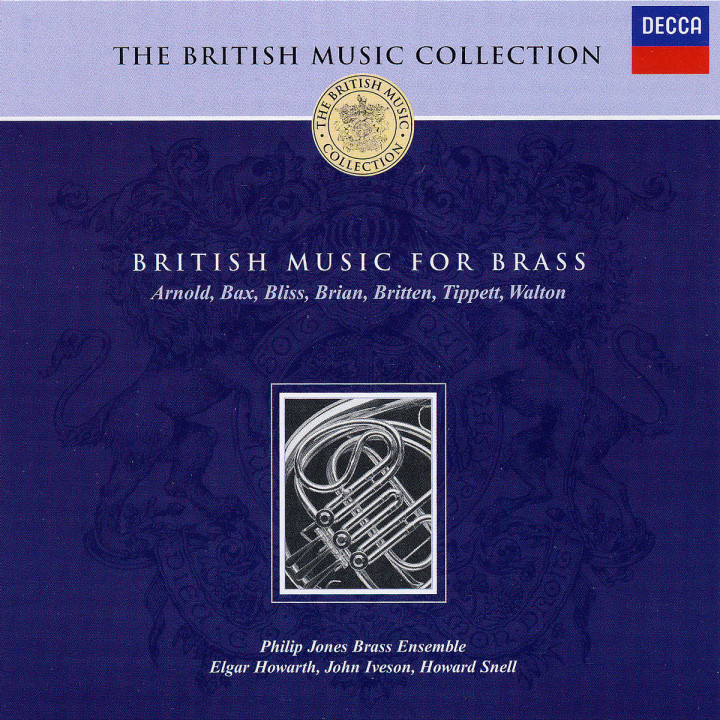 British Music For Brass 0028947371425