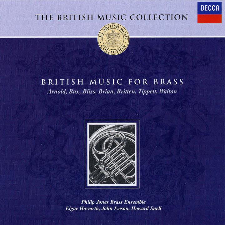 British Music For Brass 0028947371425