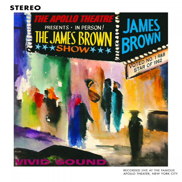 Live At The Apollo (1962) 0602498613706