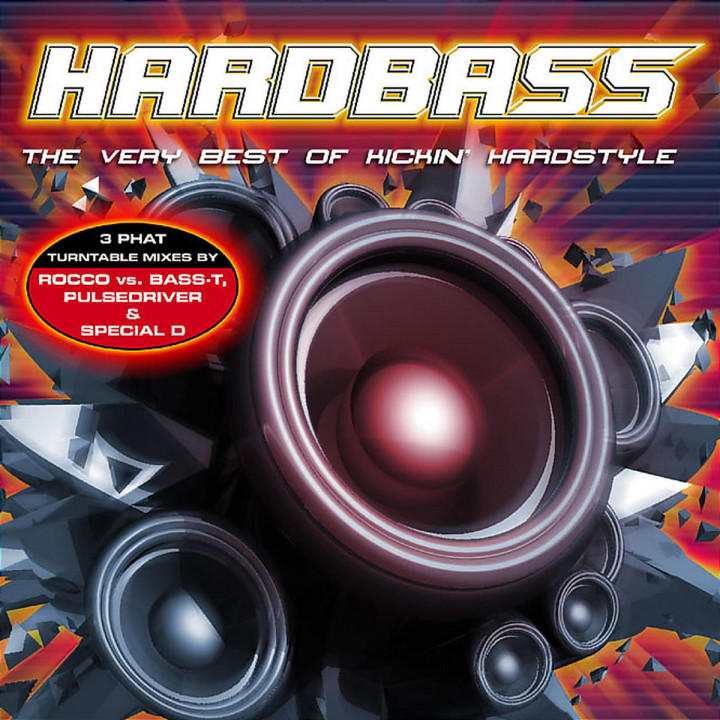 Hardbass Chapter (Vol. 3) 0602498193901