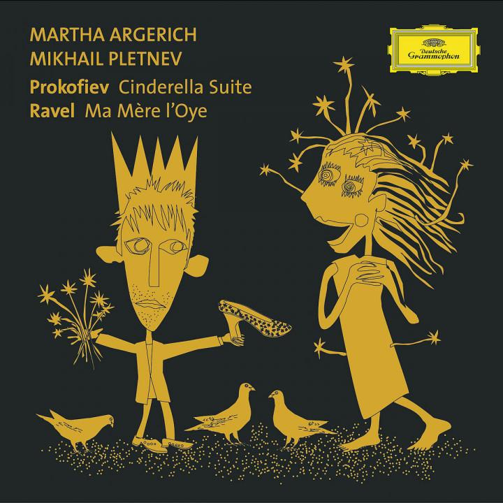 Cinderella Suite; Ma Mère l'Oye 0028947481728