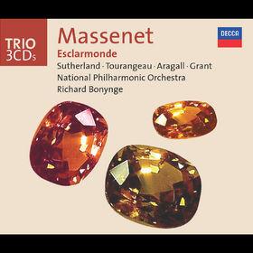 Joan Sutherland, Massenet: Esclarmonde, 00028947550129