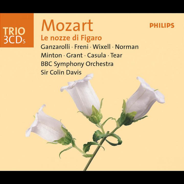 Mozart: Le Nozze di Figaro 0028947561114
