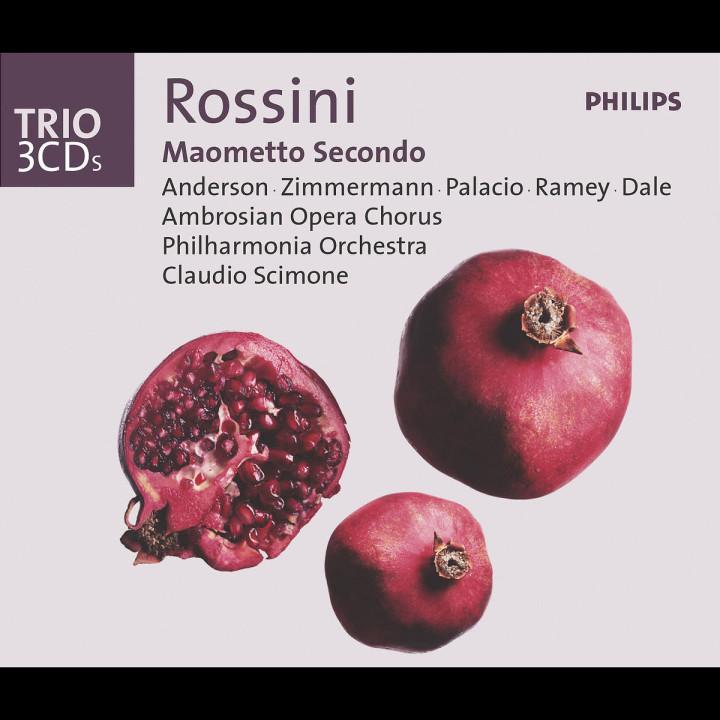 Rossini: Maometto II 0028947550925