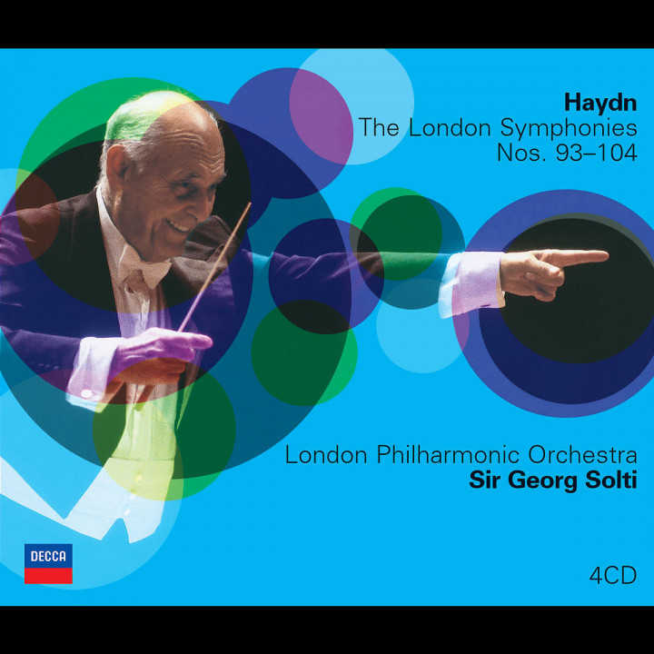 "Haydn: 12  ""London"" Symphonies 0028947555126"