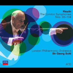 Joseph Haydn, Haydn: 12  London Symphonies, 00028947555124