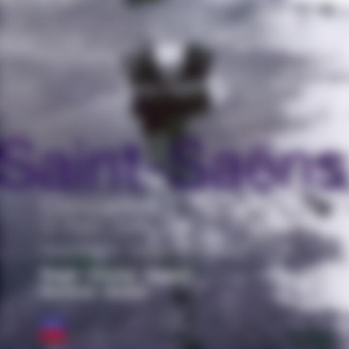 Saint-Saens: Concertos & Orchestral Works 0028947546526