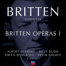 Britten conducts Britten: Opera Vol.1, 00028947560203