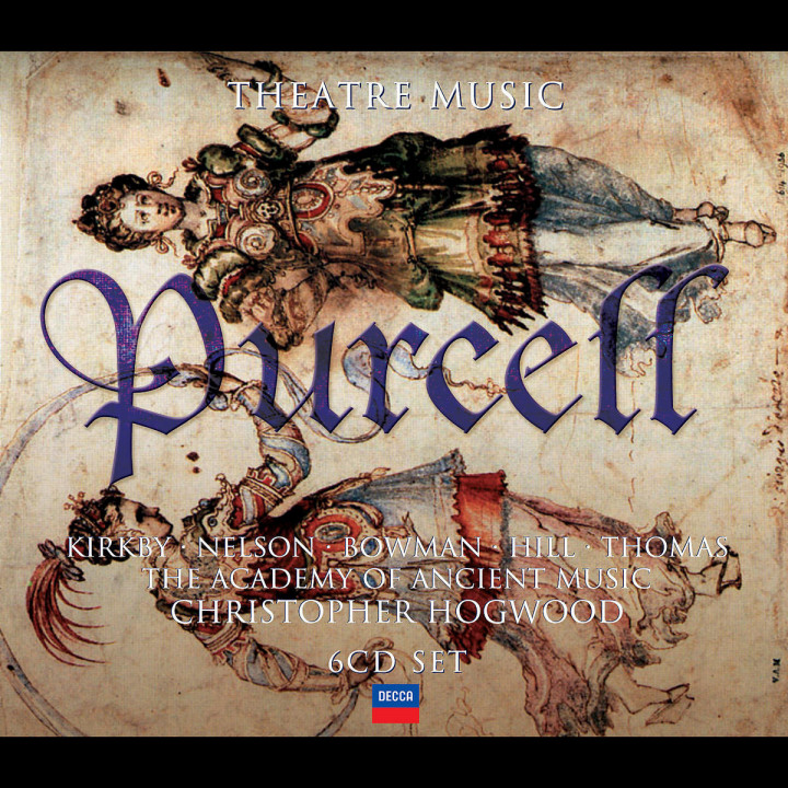 Purcell: Theatre Music 0028947552927