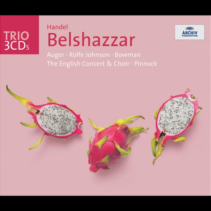 Handel: Belshazzar 0028947703729