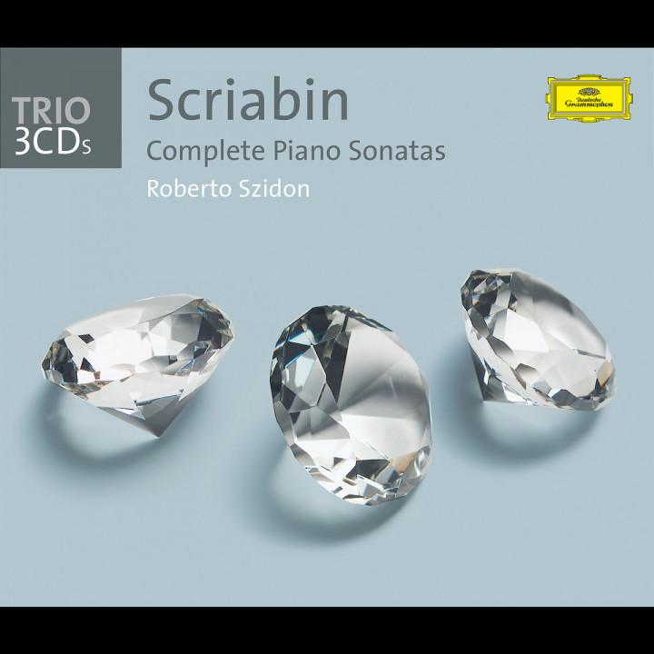 Scriabin: Complete Piano Sonatas 0028947704926