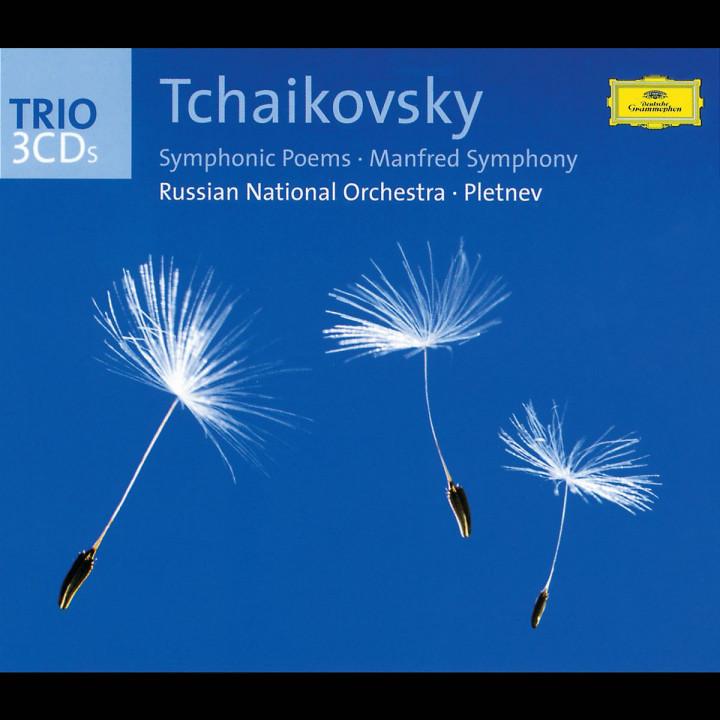 """Tchaikovsky: Symphonic Poems; """"Manfred"""" Symphony 0028947705329"""