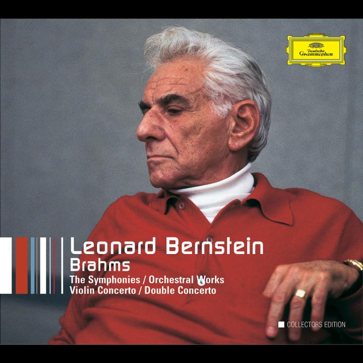 Brahms: Complete Symphonies; Orchestral Works; Concertos 0028947493022