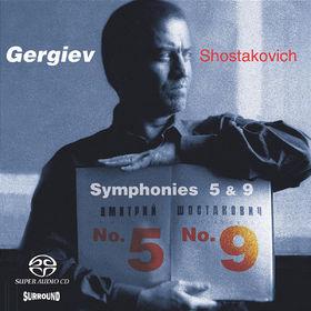 Shostakovich: Symphonies Nos.5 & 9, 00028947065128