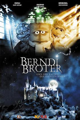 Bernd Das Brot, Berndi Broter und der Kasten der Katastrophen, 00602498194591