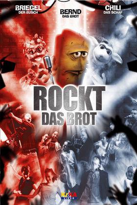 Bernd Das Brot, Rockt das Brot, 00602498177341