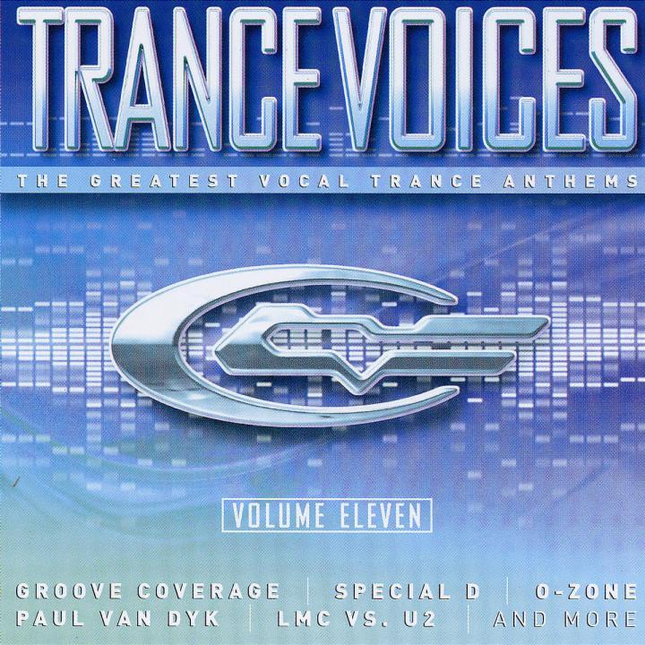 Trance Voices (Vol. 11) 0602498203215