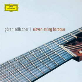 Johann Sebastian Bach, Eleven-String Baroque, 00028947481522