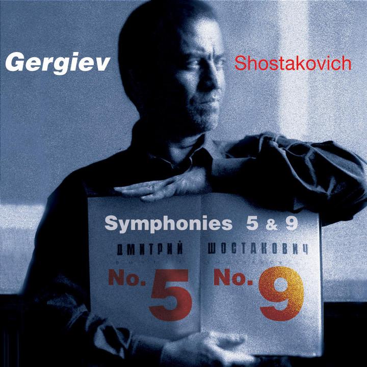 Shostakovich: Symphonies Nos.5 & 9 0028947506524