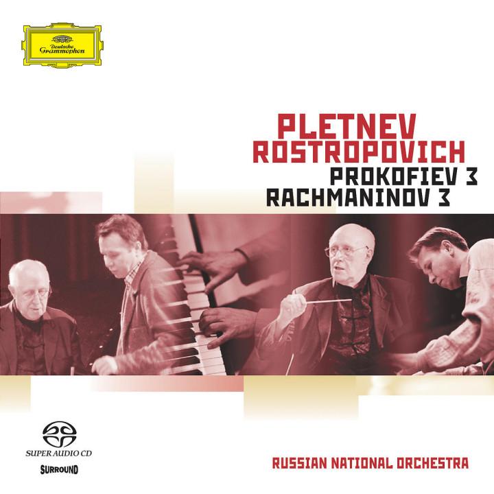 Rachmaninov: Piano Concerto No.3 / Prokofiev: Piano Concerto No.3 0028947706021