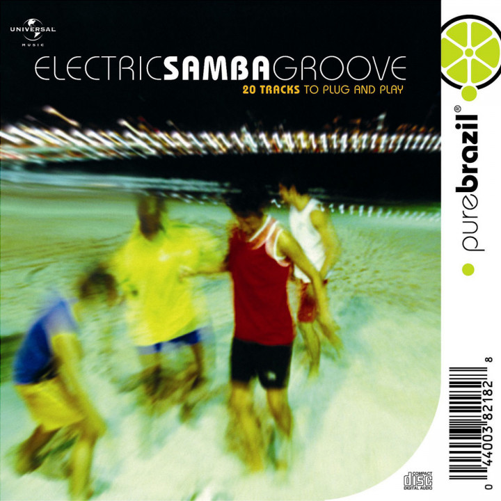 Electric Samba Groove 0044003821826