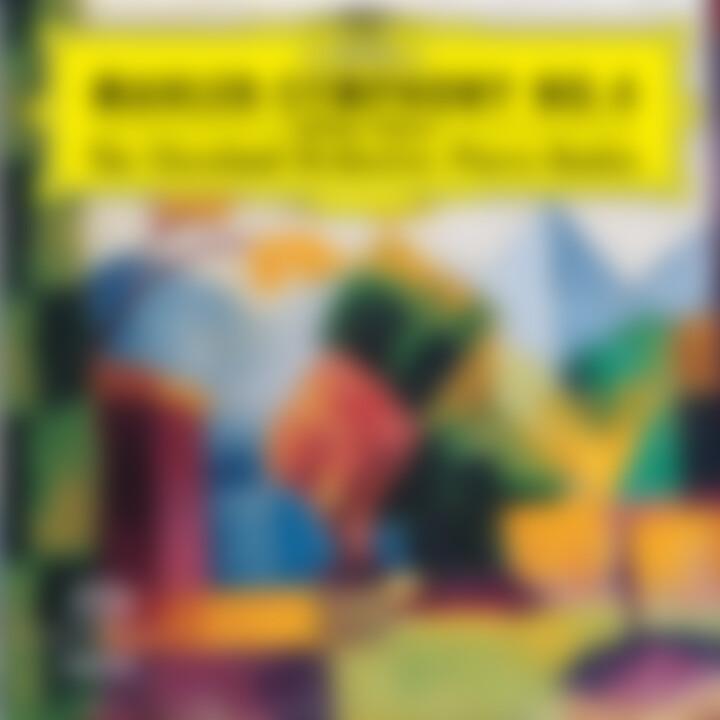 Mahler: Symphony No.4 0028947499121