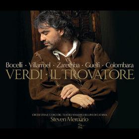 Andrea Bocelli, Verdi: Il Trovatore, 00028947536628