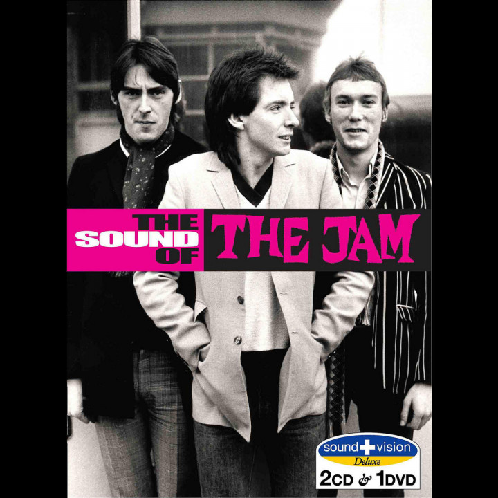 Sound Of The Jam (Deluxe Sound & Vision) 0602498191183