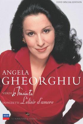 Giuseppe Verdi, The Art of Angela Gheorghiu, 00044007430699
