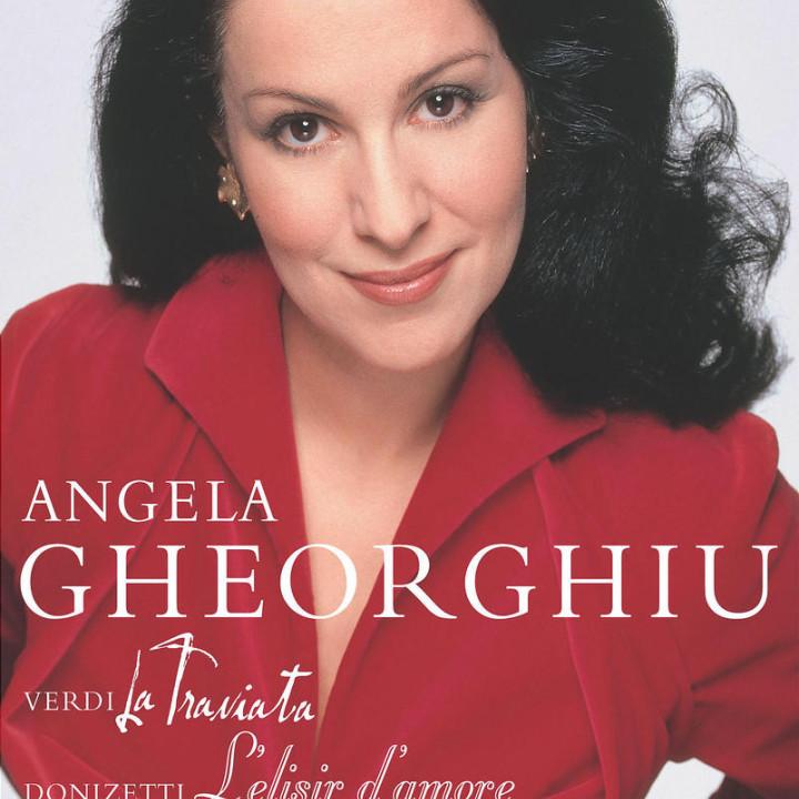 The Art of Angela Gheorghiu 0044007430697