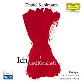 Daniel Kehlmann, Ich und Kaminski (Hörspiel), 00028947620174