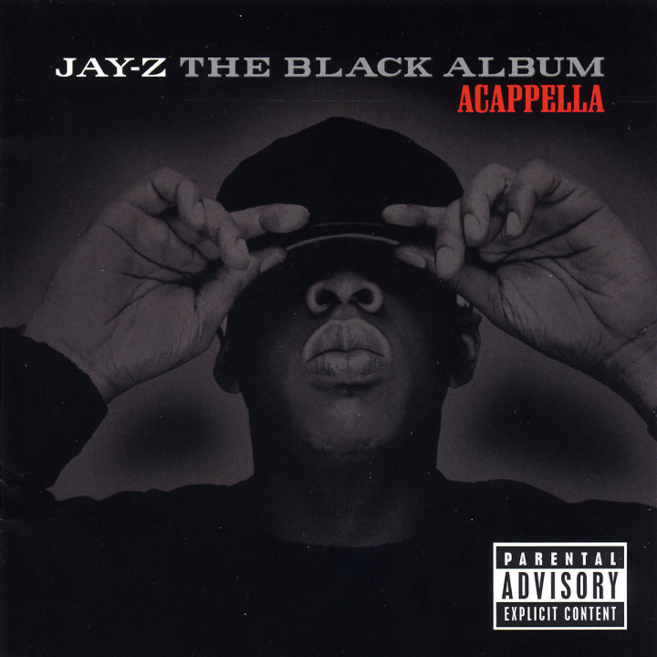 The Black Album - Acappella 0602498622904