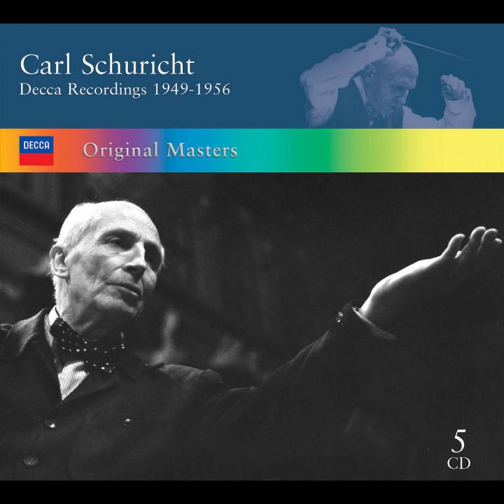 Carl Schuricht - Decca Recordings 1949-1956 0028947560744