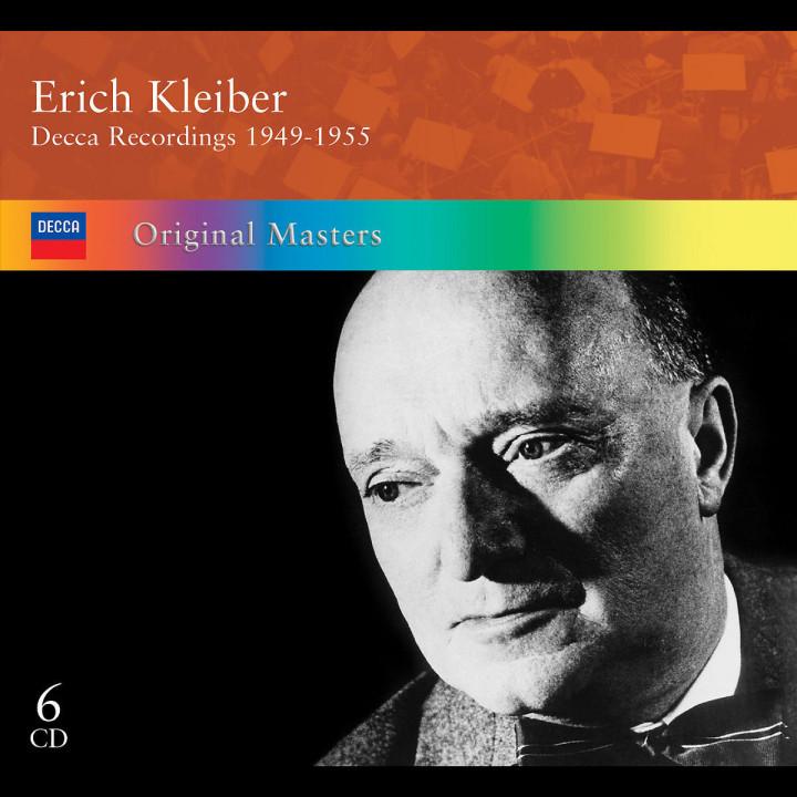 Erich Kleiber: Decca Recordings 1949-1955 0028947560803
