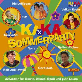 KiKA, Ki.Ka Sommerparty, 00602498199572