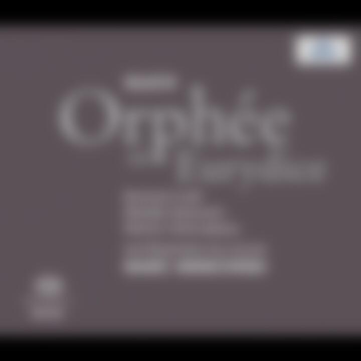 Gluck: Orphée et Eurydice 0028947499327