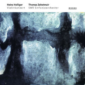 Thomas Zehetmair, Violinkonzert Hommage A Louis Soutter, 00028947619413