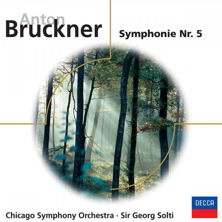 Bruckner Sinfonie Nr. 5 0028947622387