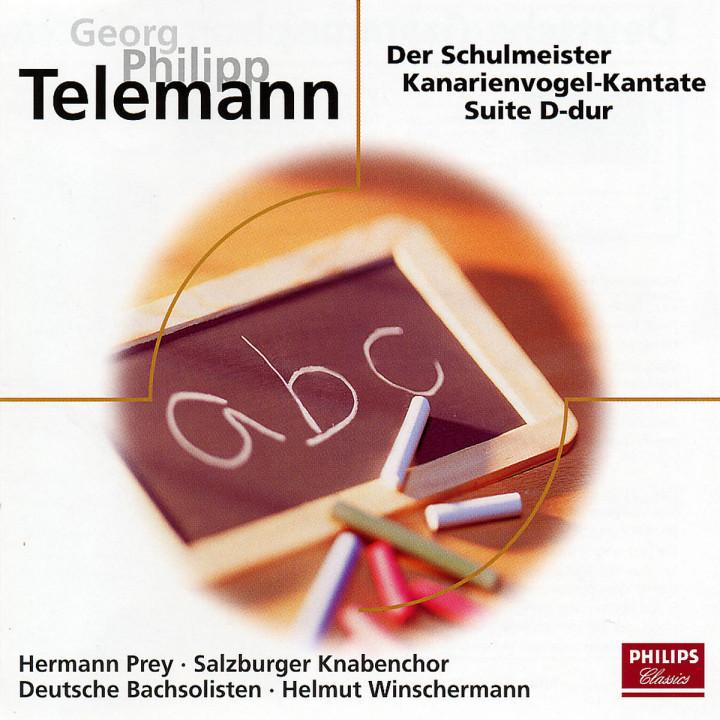 Der Schulmeister; Kanarienvogel-Kantate; Suite D-dur 0028947623285