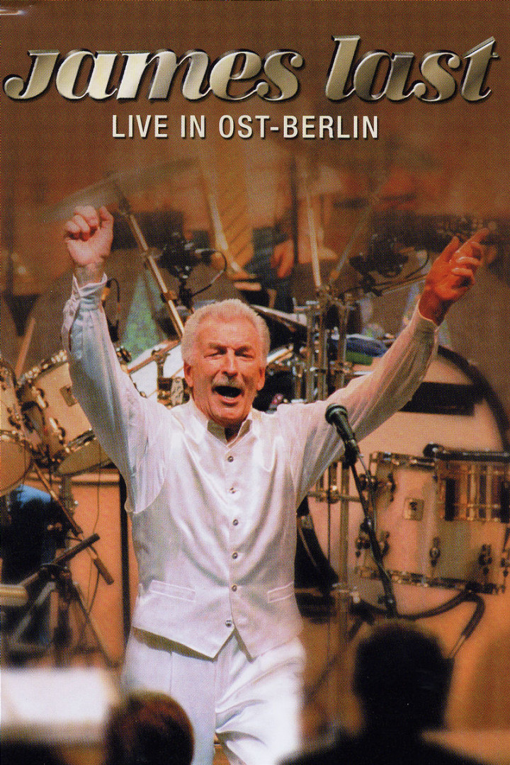 James Last live in Ost-Berlin 0602498213687