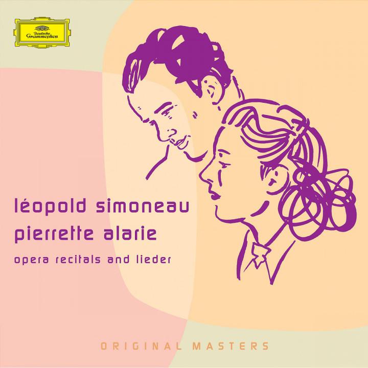 Opera recitals and lieder 0028947702223