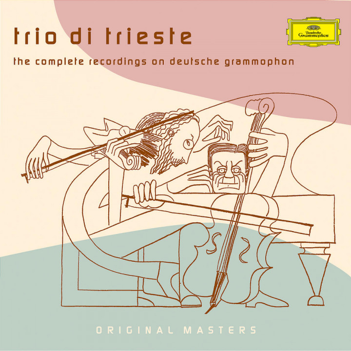 Trio di Trieste - The Complete recordings on Deutsche Grammophon 0028947703028