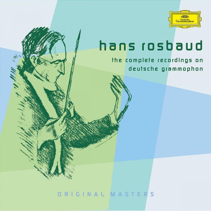 Hans Rosbaud - The Complete Recordings on DGG 0028947708920