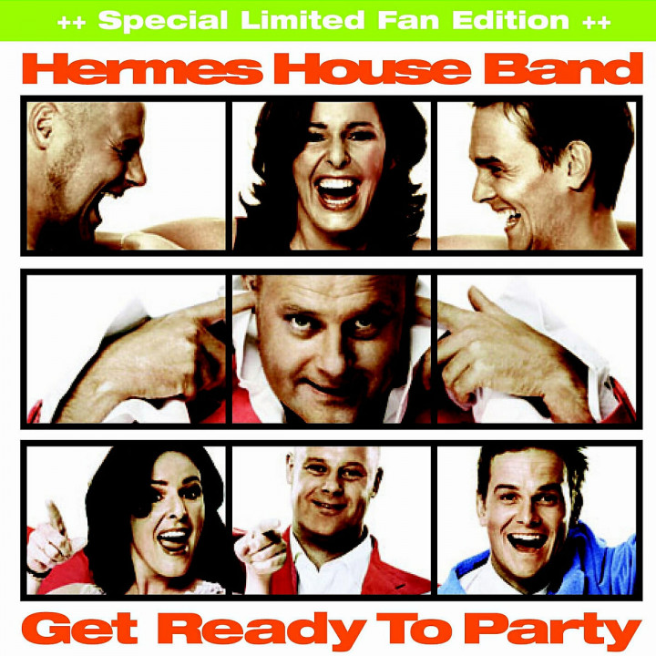 Get Ready To Party - Special Limited Fan Edition 0602498670974