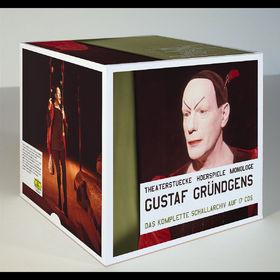 Gustaf Gründgens, Gründgens: Das komplette Schallarchiv, 00602498195338