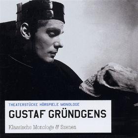 Gustaf Gründgens, Klassische Monologe&Szenen, 00602498203798